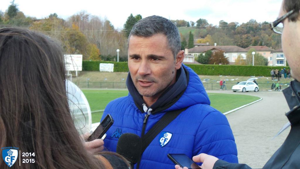 Olivier saragaglia pas facile mais notre port e gf38 - Tirage au sort 8eme tour coupe de france ...