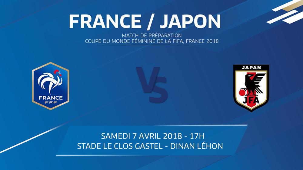 Rencontre France - Japon c t paris sportifs