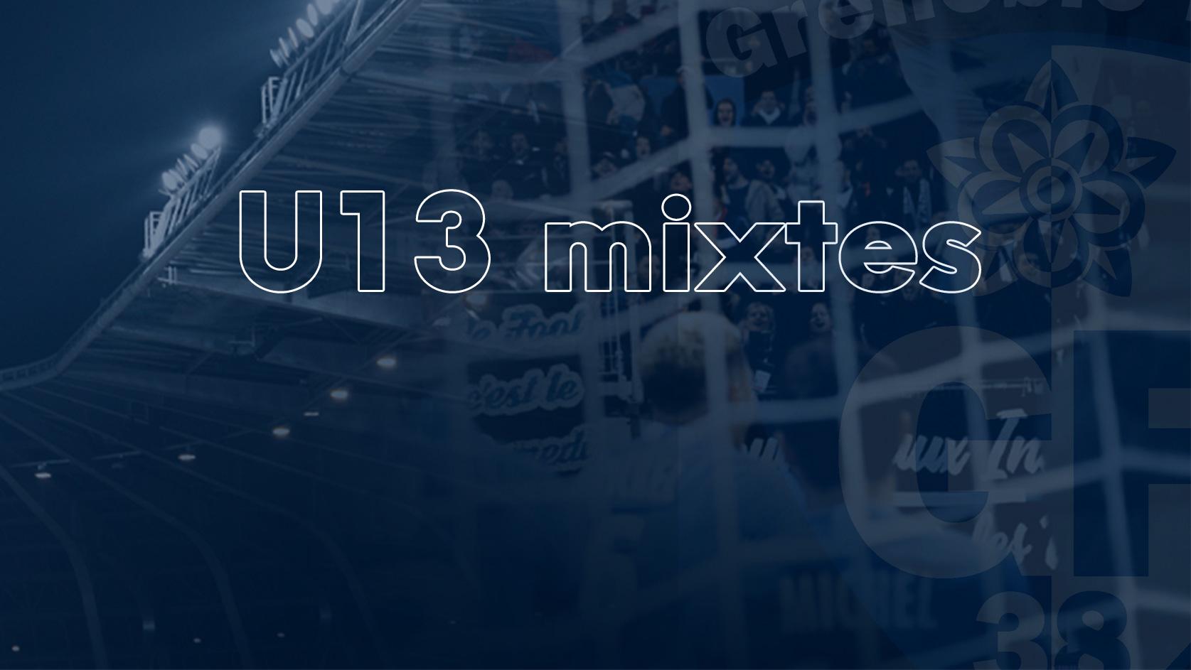 U13 Mixtes